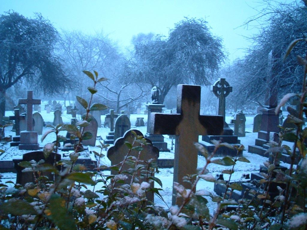 Este Es el cementerio de la aldea oculta, Del Sonido!! Cementerio